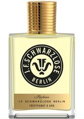 J.F. SCHWARZLOSE BERLIN - J.F. Schwarzlose Berlin Unisexdüfte Treffpunkt 8 Uhr Eau de Parfum Spray 50 ml - Parfum