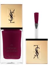 YVES SAINT LAURENT La Laque Couture Nagellack Nr. 10 Fuchsia Neo-Clasic, 75 Over Noir