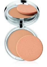 CLINIQUE - Clinique Make-up Puder Stay Matte Sheer Pressed Powder Oil Free Nr. 04 Honey 7,60 g - GESICHTSPUDER