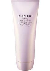SHISEIDO - Shiseido Global Body Care Refining Body Exfoliator Körperpeeling 200 ml - Körperpeeling