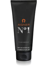 Aigner N° 1 Shower Gel - Duschgel 200 ml