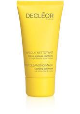 DECLÉOR - Decléor Gesichtspflege Aroma Cleanse Masque Nettoyant À L'argile et aux Herbes 50 ml - CREMEMASKEN