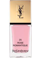 Yves Saint Laurent Spring Look 2017; Spring Look 2016; Nägel La Laque Couture 10 ml Rose Romantique