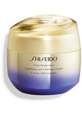 Aktion - Shiseido Vital Perfection Uplifting & Firming Cream 75 ml Gesichtscreme
