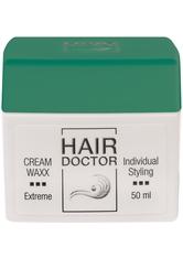 HAIR DOCTOR - Hair Doctor Haarpflege Styling Cream Waxx 50 ml - POMADE & WACHS