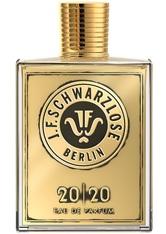 J.F. SCHWARZLOSE BERLIN - J.F. Schwarzlose Berlin 20|20  100 ml - PARFUM
