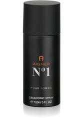 Aigner Aigner No.1 Deodorant Spray Deodorant 150.0 ml