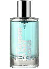 Jil Sander Sport Water Woman Eau de Toilette (EdT) Natural Spray 50 ml Parfüm