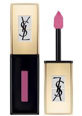 Yves Saint Laurent Rouge Pur Couture Vernis à Lèvres Pop Water Liquid Lipstick  6 ml Nr. 205 - Pink Rain