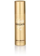 Paco Rabanne Lady Million Deodorant Nat. Spray 150 ml