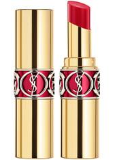 Yves Saint Laurent Rouge Volupte Shine Lipstick (verschiedene Farbtöne) - 04 Rouge in Danger