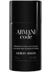 GIORGIO ARMANI - Giorgio Armani Beauty Armani Code Homme Deodorant Stick 75 gr - Deodorant