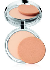 CLINIQUE - Clinique Stay-Matte Sheer Pressed Powder 7.6g 01 Stay Buff (Very Fair, Cool/Neutral) - Gesichtspuder