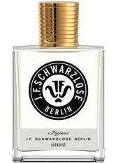 J.F. SCHWARZLOSE BERLIN - J.F. Schwarzlose Berlin Unisexdüfte Altruist Eau de Parfum Spray 50 ml - Parfum