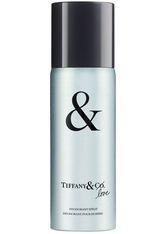 TIFFANY & CO. - Tiffany & Co. Tiffany & Love For Him  Deodorant Spray 150.0 ml - DEODORANT