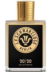 J.F. SCHWARZLOSE BERLIN - J.F. Schwarzlose Berlin 20|20 Eau de Parfum 50 ml - Parfum
