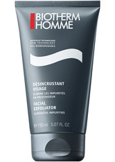 Biotherm Homme Männerpflege Rasur, Reinigung, Peeling Facial Exfoliator 150 ml