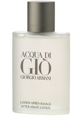 GIORGIO ARMANI - Giorgio Armani Acqua di Giò Homme After Shave 100 ml After Shave Lotion - Aftershave