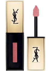 Yves Saint Laurent Rouge Pur Couture Vernis à Levres Rebel Nudes Liquid Lipstick 6 ml Nr. 105 - Corail Hold Up
