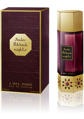 J. DEL POZO - J. Del Pozo The Nights Collection Amber Patchouli Nights EdP 100 ml - PARFUM