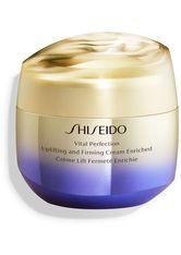Aktion - Shiseido Vital Perfection Uplifting & Firming Cream Enriched 75 ml Gesichtscreme