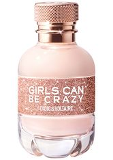 ZADIG & VOLTAIRE - ZADIG & VOLTAIRE Girls can do Anything Girls can be Crazy Eau de Parfum Nat. Spray 50 ml - PARFUM