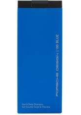 """Porsche Design """"180 Blue"""" Hair & Body Shampoo 200 ml Duschgel"""