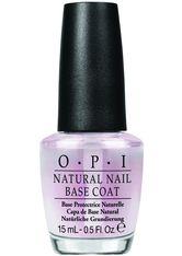 OPI Nail Care Natural Nail Base Coat - 15 ml Nagelunterlack