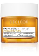 Decléor Green Mandarin Baume De Nuit Nachtcreme  15 ml