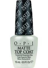 OPI Nail Care OPI Matte Top Coat - 15 ml Nagelüberlack