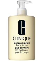 CLINIQUE - Clinique Produkte Clinique Produkte Deep Comfort Body Lotion Bodylotion 400.0 ml - Körpercreme & Öle