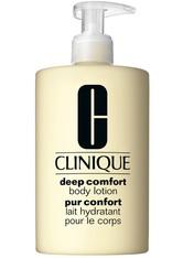 Clinique Sonnen und Körperpflege Body Deep Comfort Body Lotion 400 ml
