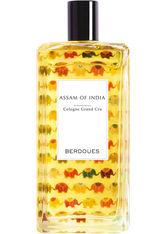 Berdoues Produkte Assam Of India Eau de Cologne Spray Eau de Toilette 100.0 ml