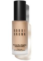 Bobbi Brown Foundation & Concealer Skin Long-Wear Weightless Foundation SPF 15 30 ml NEUTRAL SAND
