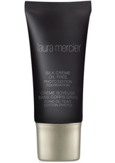 LAURA MERCIER - Laura Mercier Foundation Laura Mercier Foundation Silk Crème - Oil Free Photo Edition Foundation Foundation 30.0 ml - Foundation