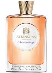 Atkinsons The Legendary Collection Ladies Californian Poppy Eau de Toilette Nat. Spray 100 ml