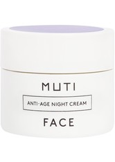 Muti Face Anti-Age Night Cream 50 ml Nachtcreme