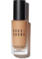 Bobbi Brown Makeup Foundation Skin Long-Wear Weightless Foundation SPF 15 Nr. 2.5 Warm Sand 30 ml