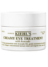 KIEHL'S - Kiehl´s Creamy Eye Treatment Avocado Augencreme 14 ml - AUGENCREME