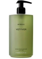 BYREDO Produkte Vetyver Soap Handreinigung 450.0 ml