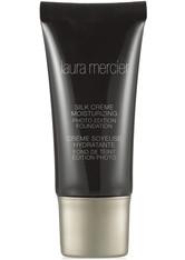 Laura Mercier Silk Crème Moisturizing Photo Edition Foundation 30ml 1N1 Cream Ivory (Very Fair, Neutral)