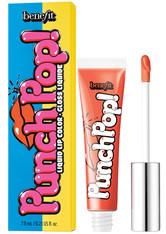 Benefit Lippen punch pop! lip gloss 7 ml mango