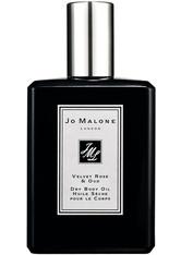 Jo Malone London Colognes Intense Velvet Rose & Oud Dry Body Oil Körperöl 100.0 ml