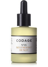 CODAGE Serum N°8 Night Rejuvenation Gesichtsserum 30 ml