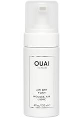 OUAI Haircare - Air Dry Foam, 120 Ml – Haarschaum - one size