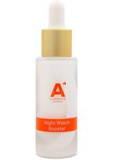 A4 Cosmetics Produkte Night Watch Booster Gesichtspflege 20.0 ml
