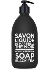 La Compagnie de Provence Savon Liquide de Marseille Thé Noir Black Tea Flüssigseife  300 ml