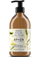 Apoem Pflege Körperpflege Restore Body Gel 250 ml