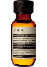 Aesop - Resurrection Rinse-Free Hand Wash - Desinfektion