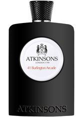Atkinsons The Emblematic Collection 41 Burlington Arcade Eau de Parfum Nat. Spray 100 ml